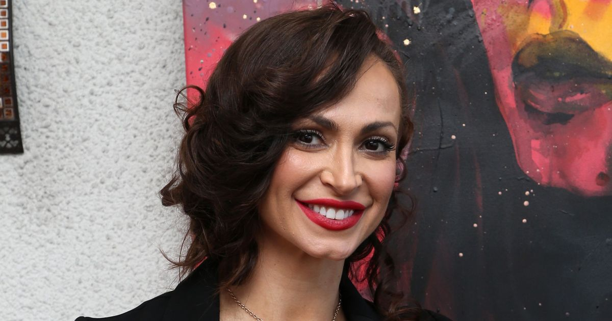Why Karina Smirnoff and Baby Theo Moved Back In With Her Parents