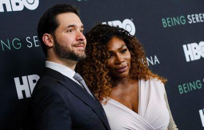 Serena Williams' husband