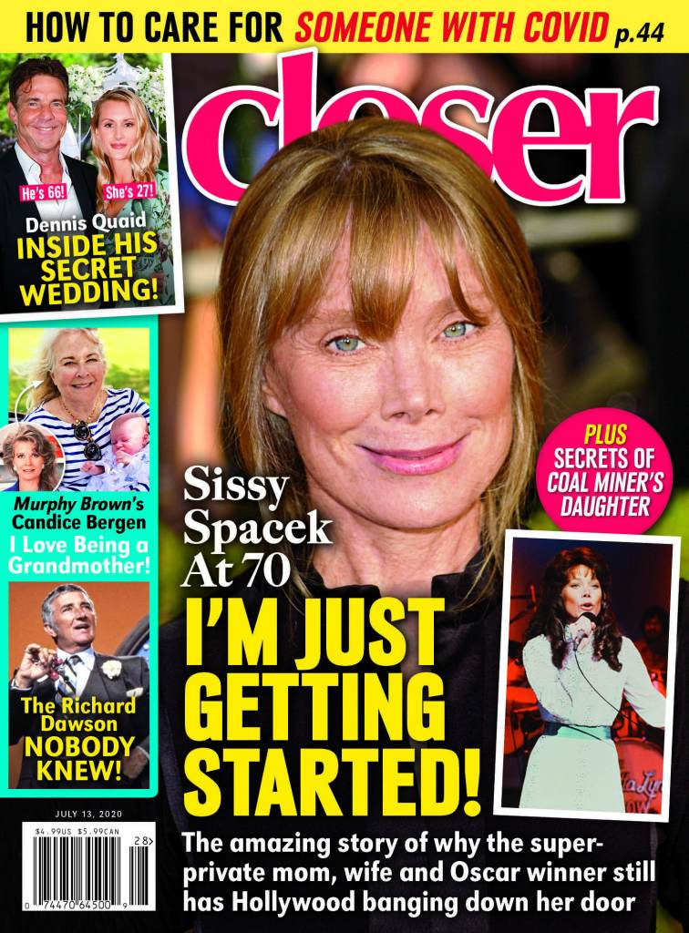 Closer Weekly Issue 28 Final Cover