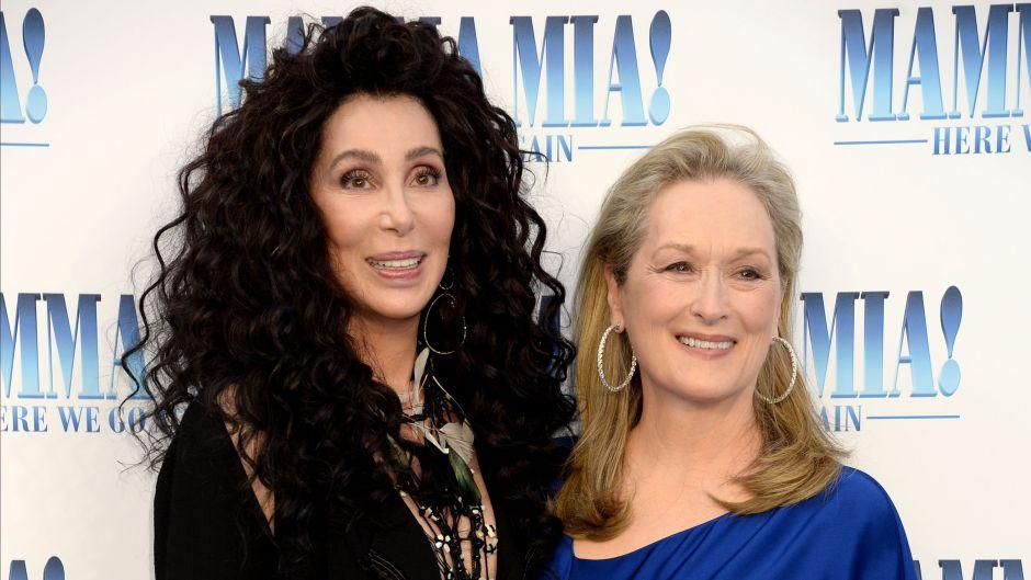 Inside Cher and Meryl Streep's Friendship