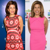 Hoda Kotb See Your Favorite Today Stars Then and Now