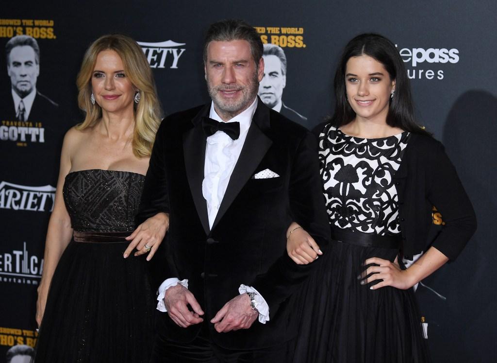 John Travolta and Daughter Ella Share Kelly Preston Tributes After Death