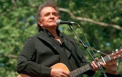 Johnny Cash 'Felt' an Instant 'Connection' With 1st Love Vivian Liberto