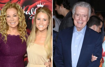 Kathie-Lee-Gifford-Cassidy-Gifford-Regis-Philbin-Heaven-With-Father-Frank