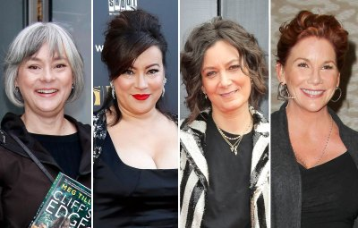 Meg Tilly Jennifer Tilly Sara Gilbert Melissa Gilbert Top Sister Acts Who Took Showbiz by Storm
