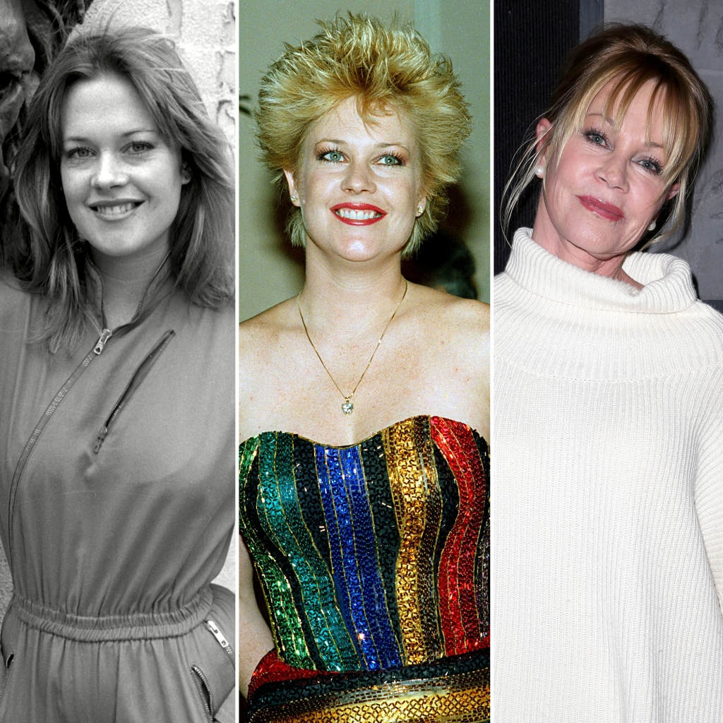 Melanie Griffith Fashion and Style Evolution Through Years