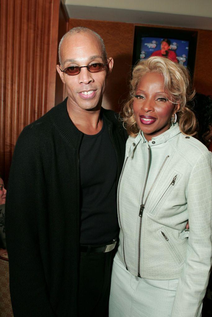 Ray Charles' Son and Della Bea Photo