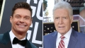 Ryan Seacrest Shares Adorable Birthday Tribute for Alex Trebek