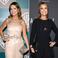 Savannah Guthrie See Your Favorite Today Stars Then and Now