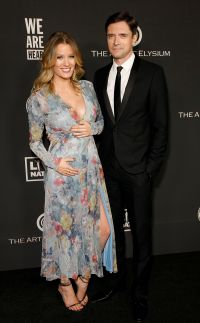 Topher Grace and Ashley Hinshaw Welcome Baby No. 2
