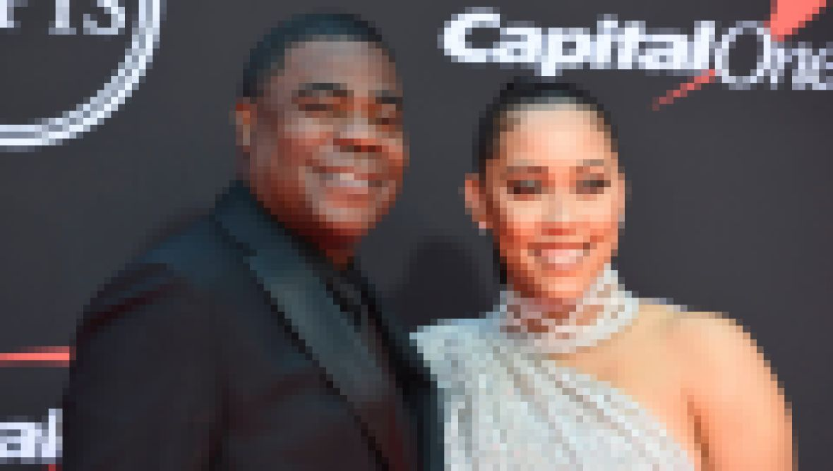 Tracy Morgan and Wife Megan Wollover Break Up