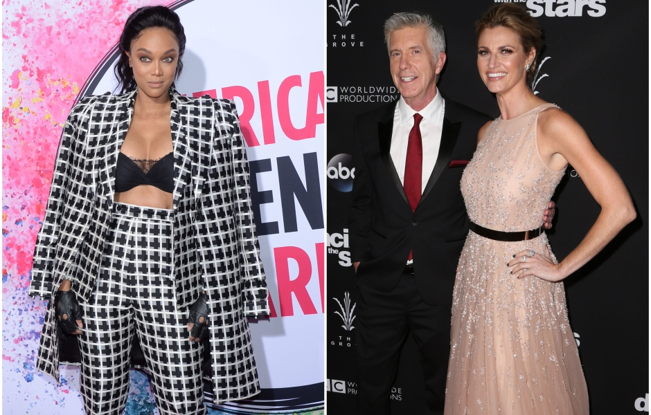 Tyra Banks Named Host of 'DWTS' After Tom Bergeron and Erin Andrews' Exit