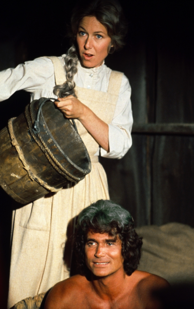 little house on the prairie karen grassle michael landon