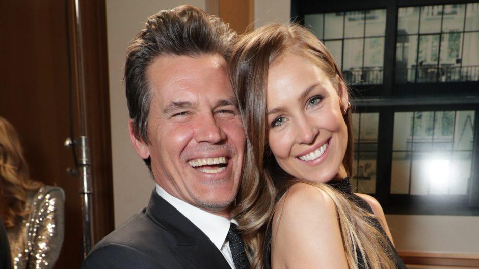 Josh Brolin and wife Kathryn