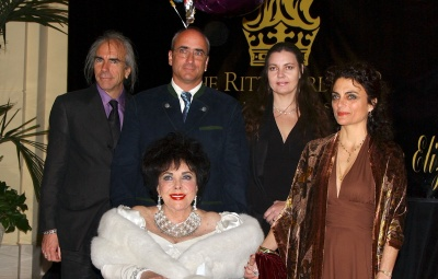 Elizabeth Taylor's Diamond Jubilee Birthday, The Ritz-Carlton, Lake Las Vegas, Nevada, America - 27 Feb 2007