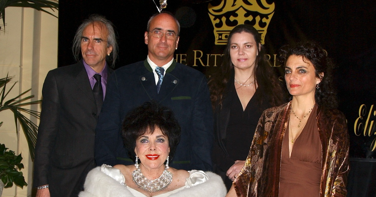 Elizabeth Taylor Left a Legacy of Love With Her Family and Friends