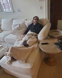 Sunny Hostin's Living Room