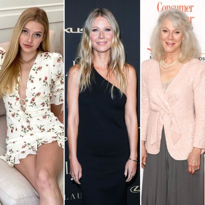 Apple Martin Learns About Aging From Mom Gwyneth Paltrow and Grandma Blythe Danner