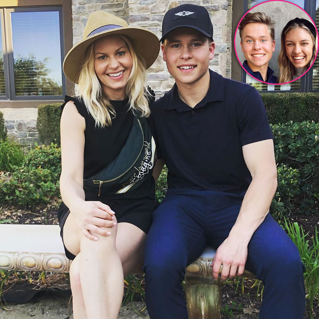 Candace Cameron Bure S Son Lev Engaged To His Girlfriend Taylor