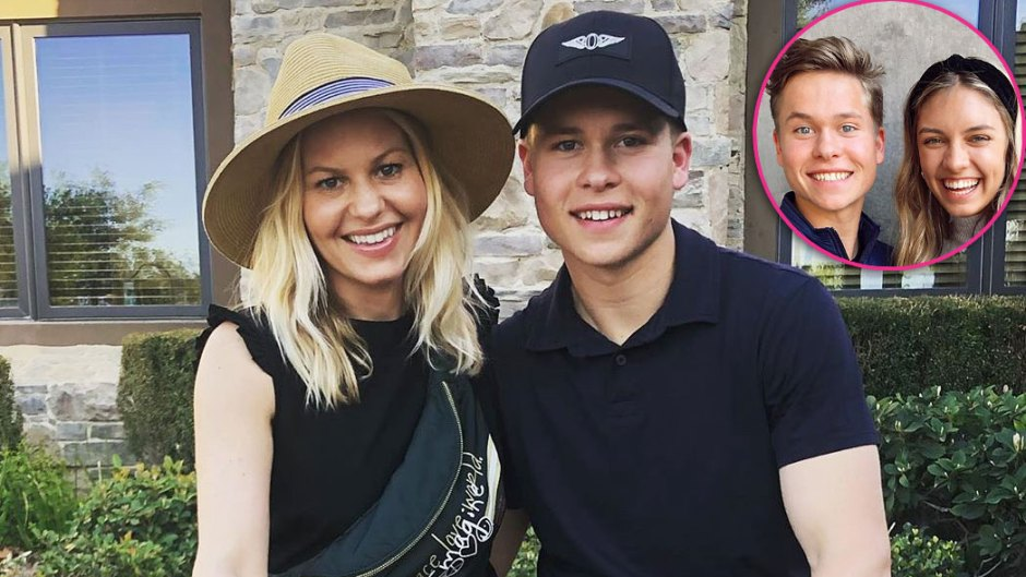 Candace Cameron Bure son Lev is engaged