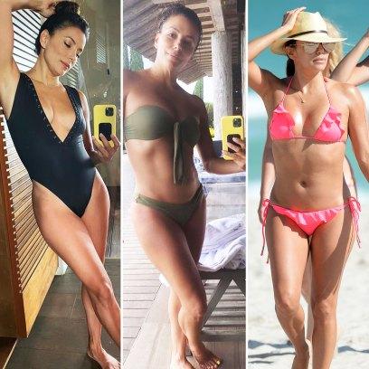 Eva Longoria Swimsuit Photos Proves She Has the Body of a Goddess