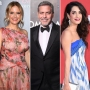 George Clooney's Dating History