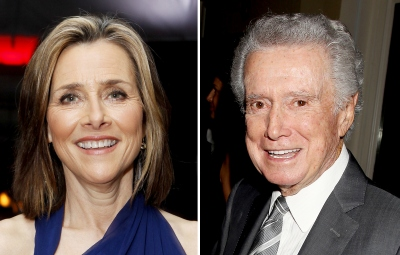 Meredith Viera Shares Her Favorite Memories With the Late Regis Philbin