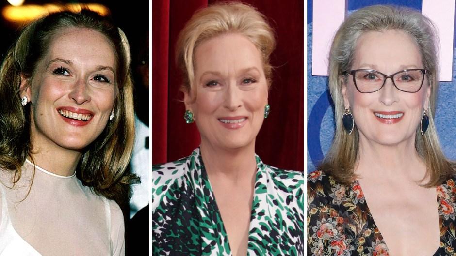 Meryl Streep Through The Years