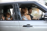 Ryan Gosling and Eva Mendes Have Rare Family Outing With Their Kids