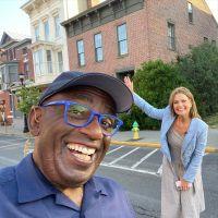 Al Roker and Savannah Guthrie