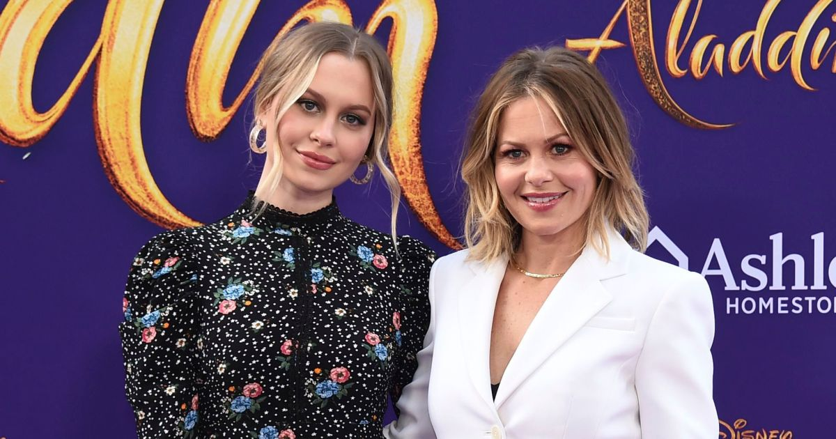 Why Candace Cameron Bure's Daughter Doesn't Ask Her for Dating Advice
