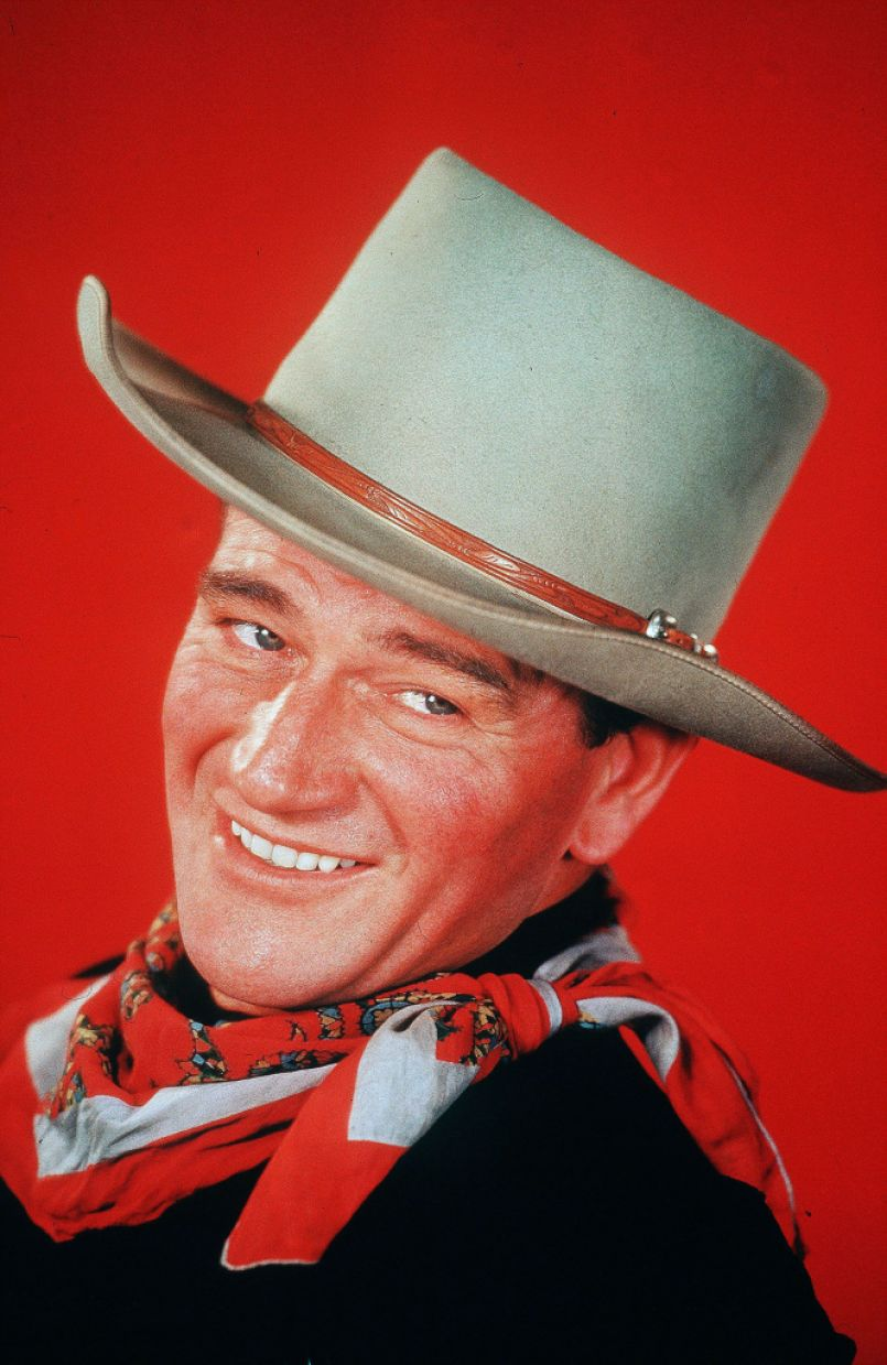 John Wayne (c1943)