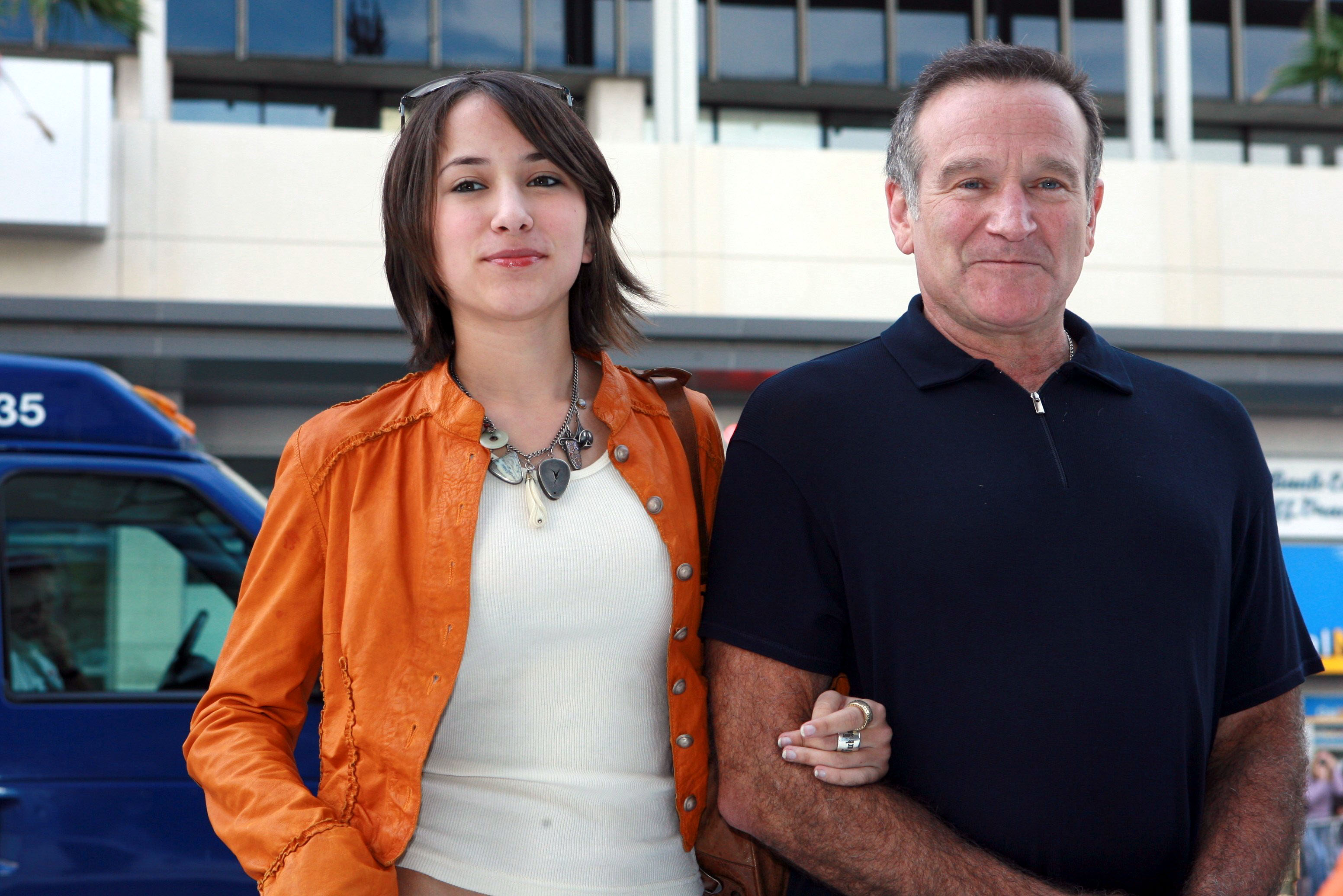 Who Are Robin Williams Kids Meet Zachary Zelda And Cody Williams