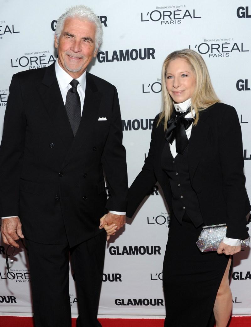 James Brolin Barbra Streisand