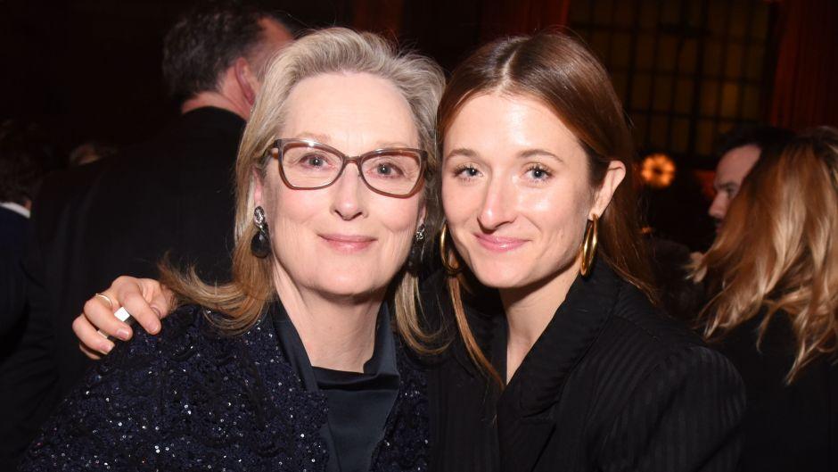 Meryl Streep and daughter Grace Gummer