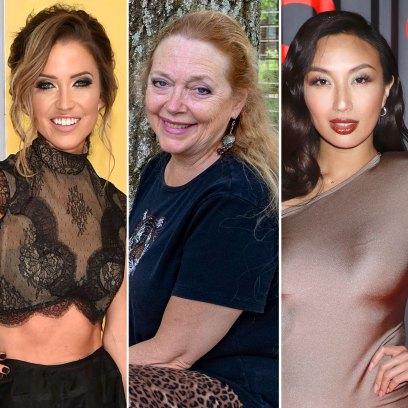 Dancing With the Stars Kaitlyn Bristowe, Carole Baskin and Jeannie Mai
