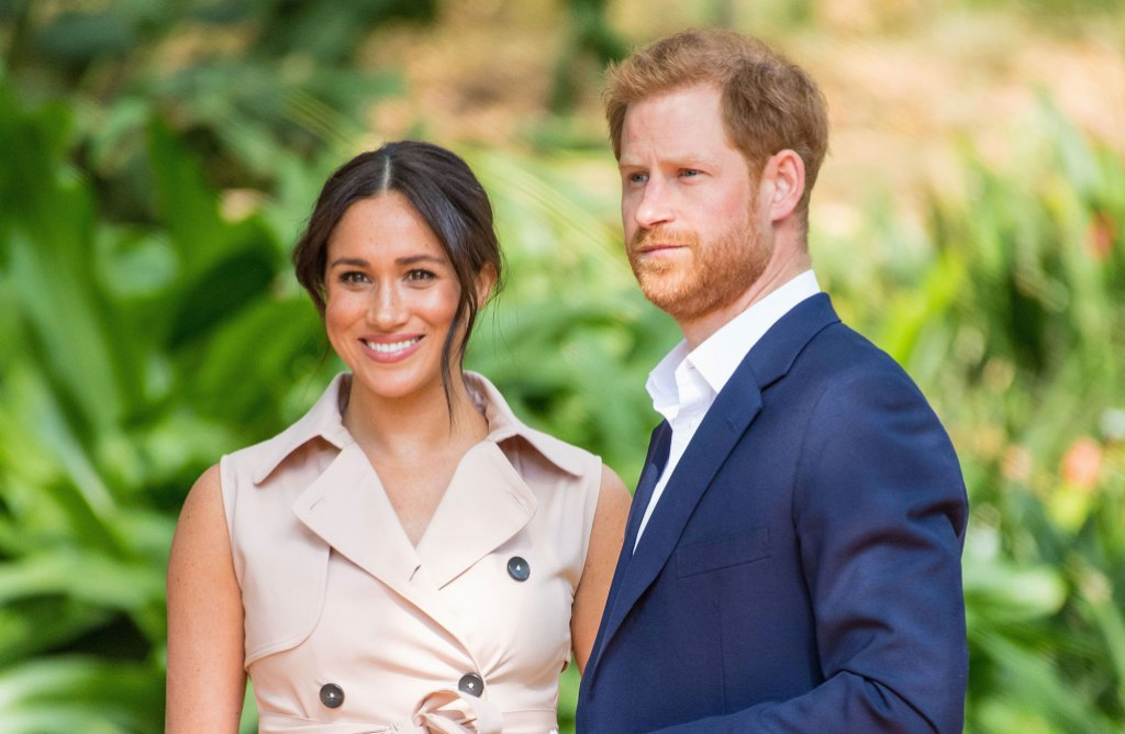 Meghan Markle and Prince Harry Working on Interior Design Show Joanna Gaines