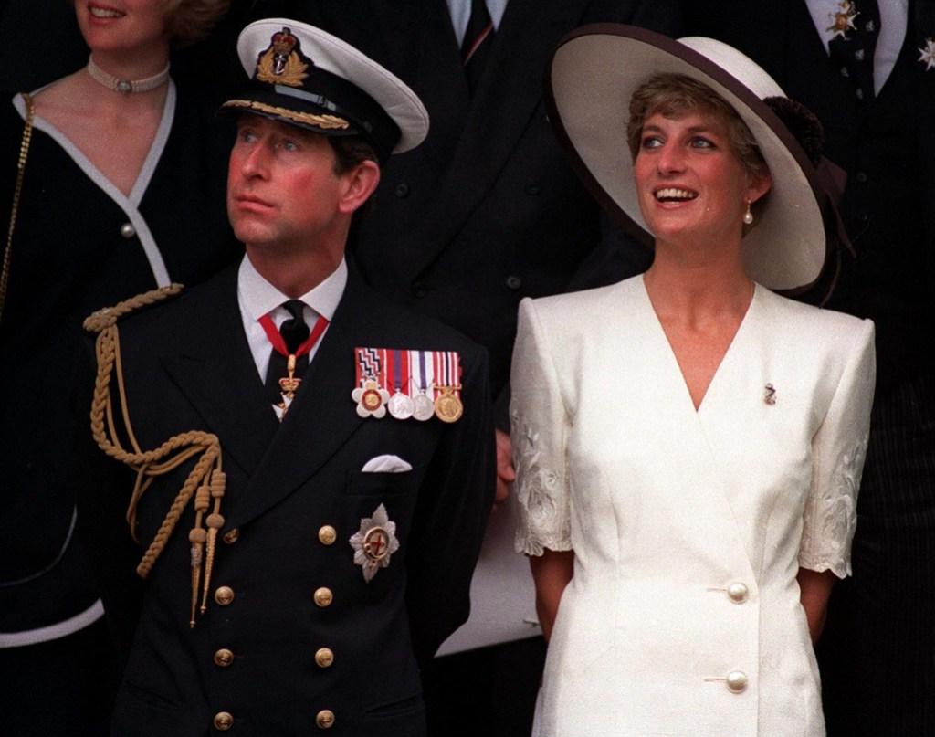 Princess Diana and Prince Charles Photos