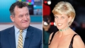 Princess Diana's Former Butler Paul Burrell Recalls Her Secret Romance