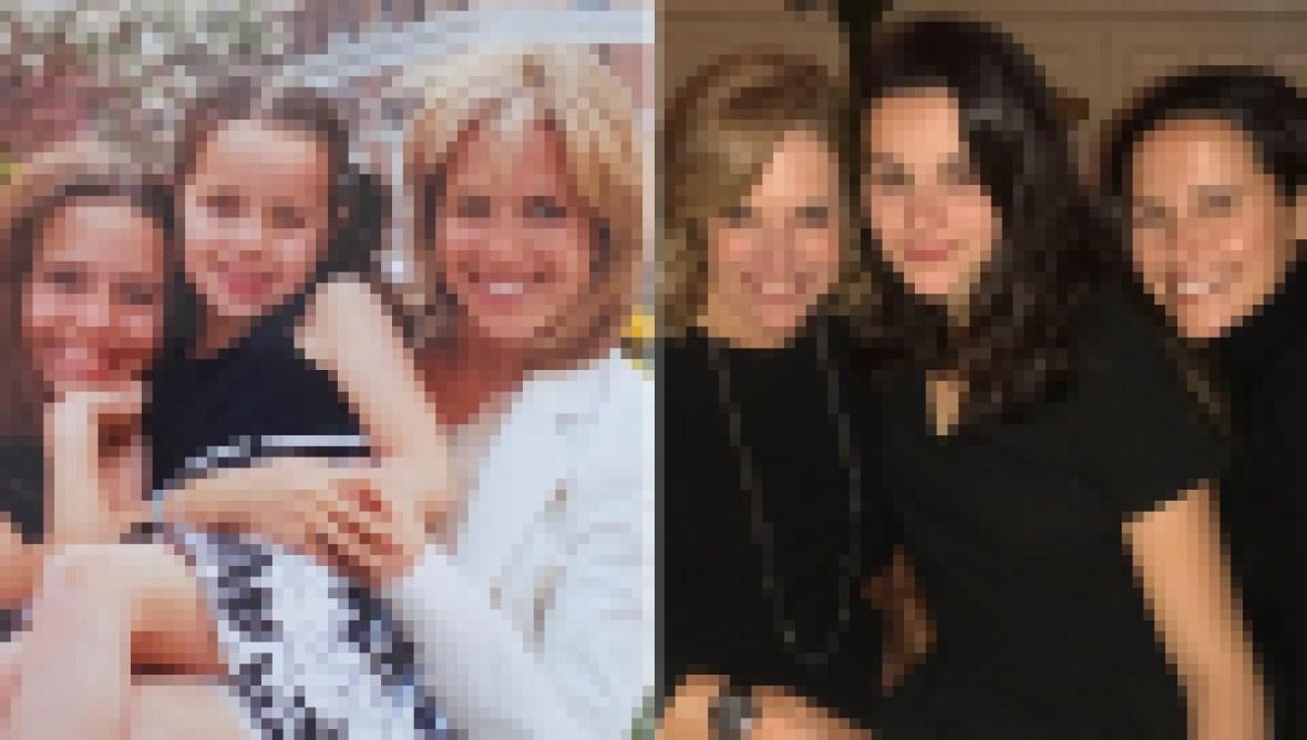 katie-courics-rare-photos-of-daughters-elinor-and-caroline