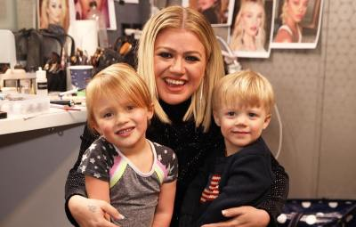 Kelly Clarkson Is Protecting Kids River and Remington Amid Divorce