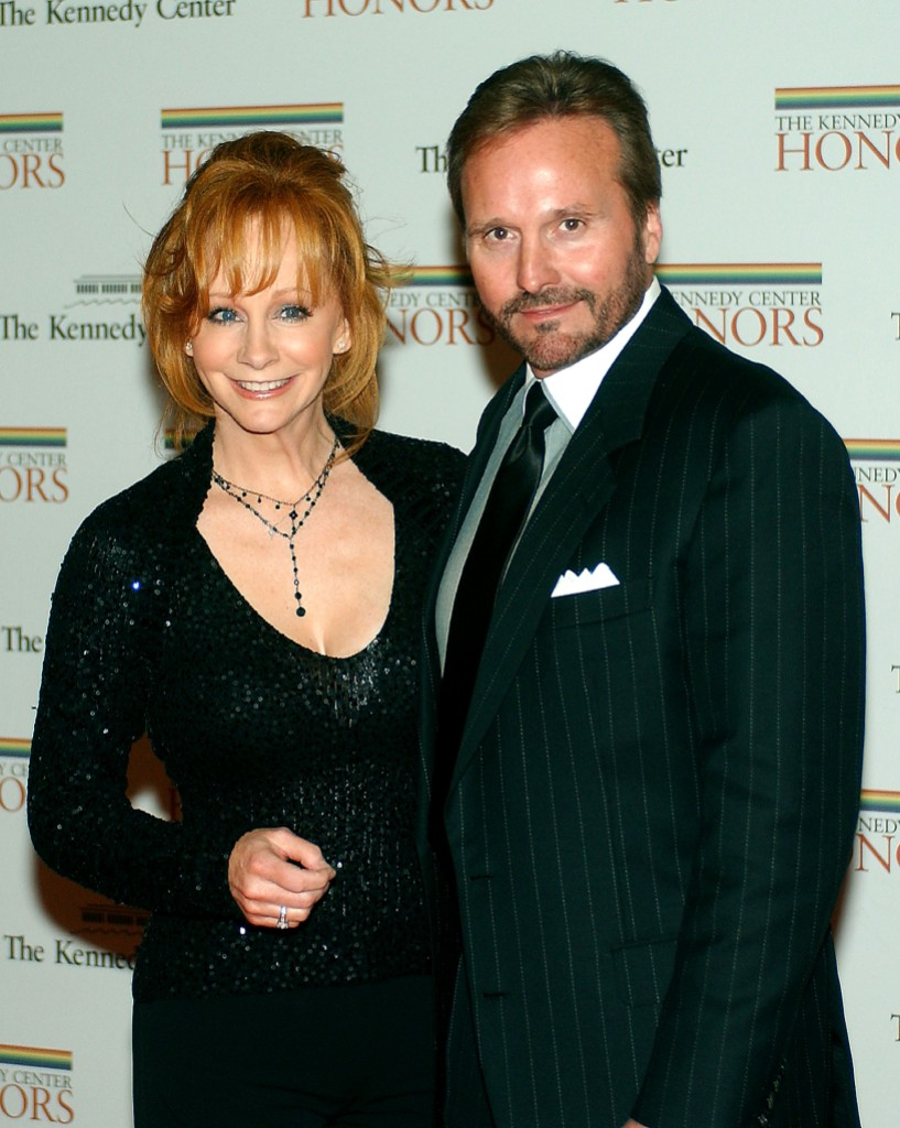 Reba McEntire Is Torn Over Brandon and Kelly Clarkson
