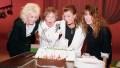 Carol Burnett and her kids