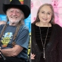 Willie and Sister Bobbie Nelson