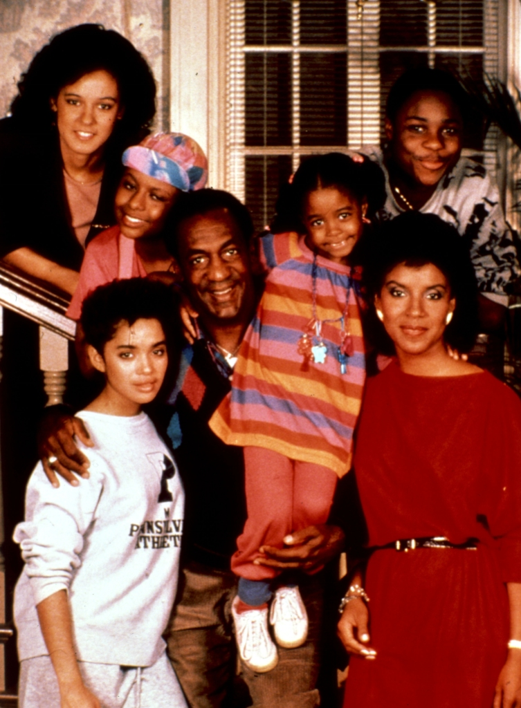 the cosby show cast 1980s