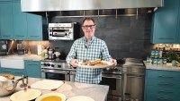 Chef Bobby Flay Cooking With Hidden Valley Ranch Original Ranch Seasoning