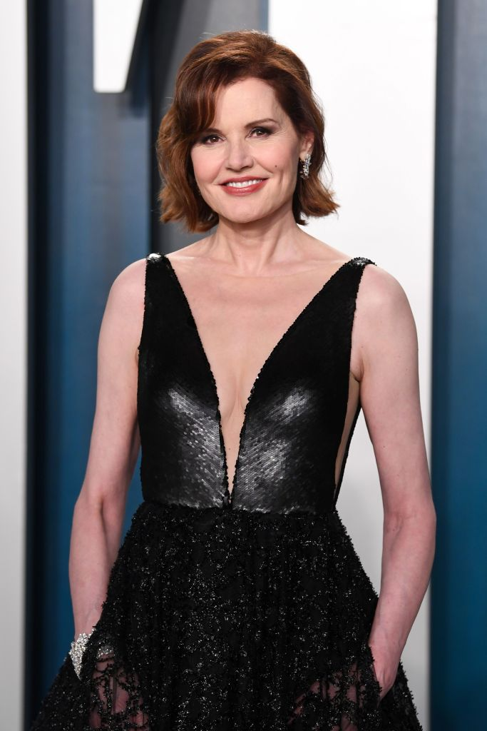 Geena Davis Vanity Fair Oscar Party 2020