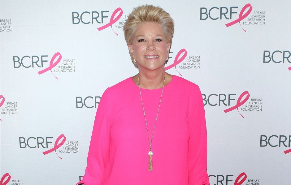 Joan Lunden Is 'Appreciative' After Beating Breast Cancer