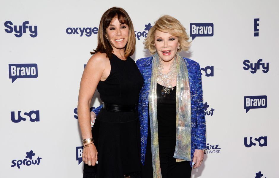 Melissa Rivers Reflects on Mom Joan's Legacy After Her Death