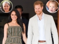 Prince Harry Meghan Markle Are Planning Small Thanksgiving With Doria Archie